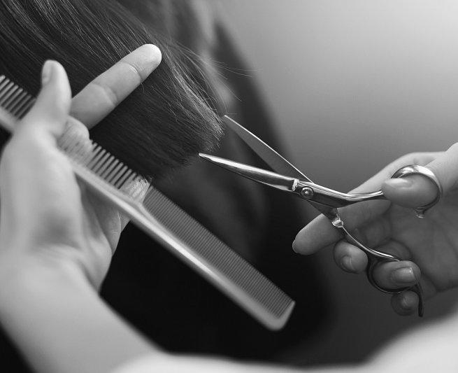 haircut concept